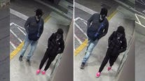 Help ID unusual pair of armed robbers seen arguing outside store before violently robbing clerk