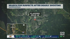Suspects sought in deadly Sammamish shooting