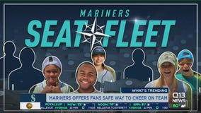 Mariners Seat Fleet to bring cardboard cutouts of fans to T Mobile Park