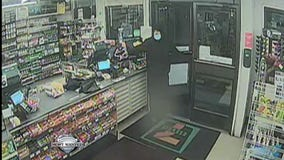 WANTED: Nervous shot-firing armed store robber