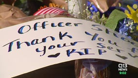 Community mourns loss of Bothell officer Jonathan Shoop