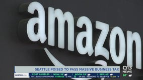 Seattle poised to pass massive business tax amid economic downturn