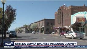 One California county has had no reports of COVID-19
