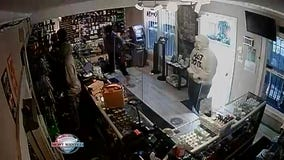 WANTED: Six-pack of terrifying takeover-style pot shop robbers