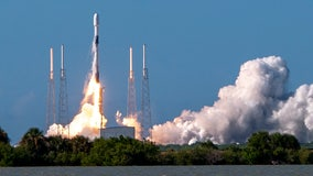 SpaceX breaks space shuttle's record for rocket turnaround time