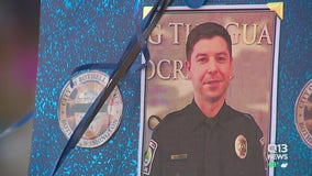 New details in the investigation of Bothell officer's shooting death