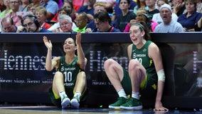 Breanna Stewart, Seattle Storm sit atop AP WNBA power poll