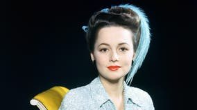 Olivia de Havilland, 'Gone With the Wind' actress, dead at 104