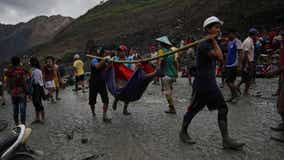 Landslide at Myanmar jade mine kills at least 162 people