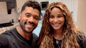 Russell Wilson, Ciara welcome baby boy Win Wilson