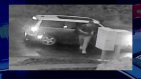 MINI Cooper Clubman seen speeding up to residential mailboxes is clue to help ID destructive bombing suspects