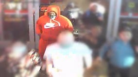 Surveillance video shows suspect who shot 15-year-old inside Renton Target store