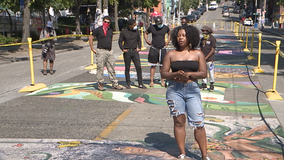 Artists upset with effort to preserve BLM mural in Capitol Hill