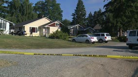 Suspect in Tacoma double homicide found dead in water off Vashon Island