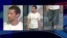 Help ID car theft suspect accused of stealing Honda Civic from transit station parking lot