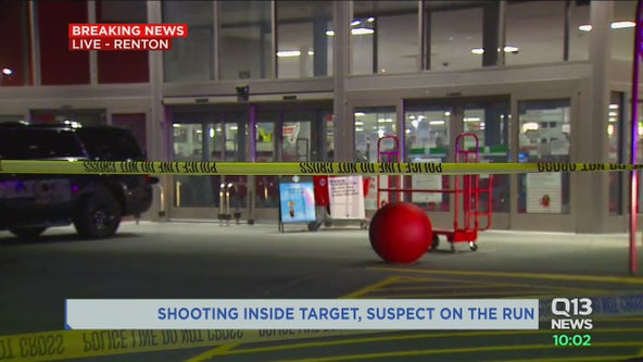 15-year-old injured from shooting inside Renton Target store