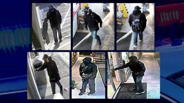 Wanted in Arlington: Serial armed robber is terrorizing victims