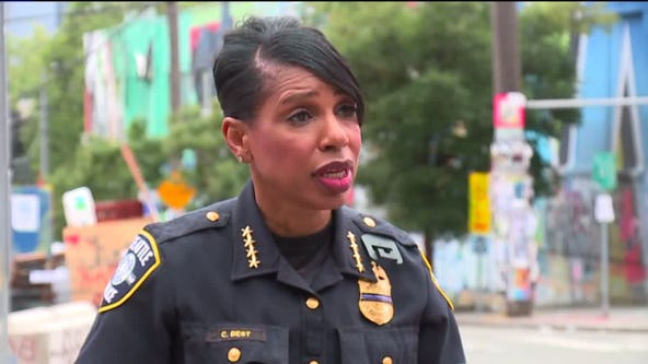 Sources: Seattle Police Chief Carmen Best to resign