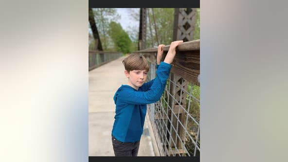 Search underway for 10-year-old boy missing on Skagit River