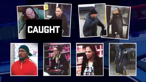 Slew of property crime crooks wanted in Bainbridge Island; WMW viewers help catch one suspect