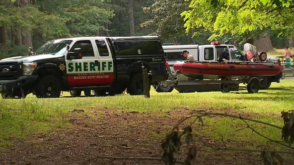 Man drowns at Deep Lake after being thrown from boat while fishing with son