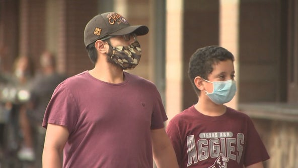 Washington state recommends wearing masks indoors, requires masks for K-12 schools