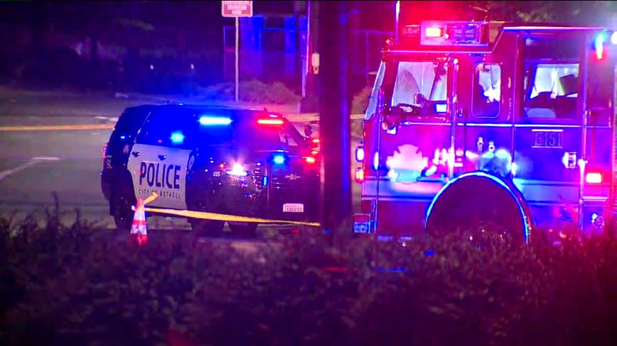 Officer dead, another seriously hurt after shooting in Bothell, police say
