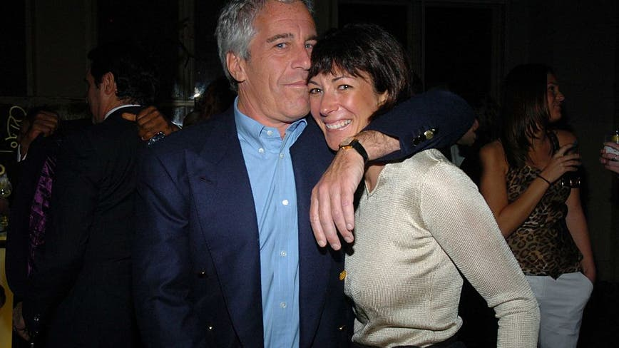 AP source: Feds feared Epstein confidante Ghislaine Maxwell might kill herself