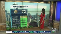 Grace Lim's Saturday forecast