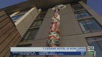 7 Cedars Hotel now open