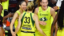 WNBA postpone Storm-Lynx playoff game after 'inconclusive' COVID-19 test results