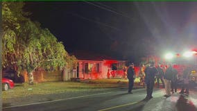 One dead, six displaced in Parkland house fire