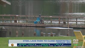 Steel Lake Park closes indefinitely in Federal Way as Covid cases rise in south King County