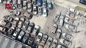Kenosha dealership owner says violent protests caused $1.5M in damage; 50+ cars torched