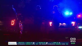 1 dead in shooting, suspect on the run