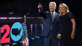 'I'll be an ally of the light': At DNC, Biden pledges to overcome 'season of darkness' in America