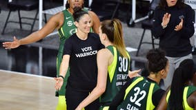 Commentary: The hottest team in pro sports right now? The Seattle Storm