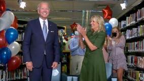 DNC Day 2: Biden secures Democratic nomination