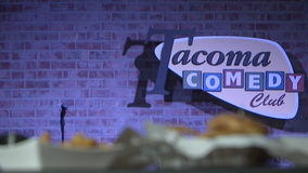 'Buy a burger. Save the arts': Tacoma Comedy Club changes operations to get through the pandemic