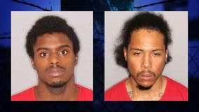 CAPTURED: Two suspects arrested in Kent bus stop shooting
