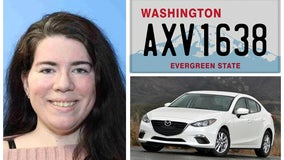Pregnant woman missing in Pierce County