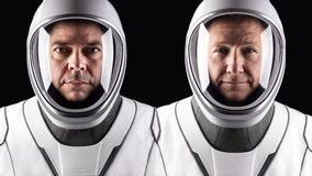 NASA astronauts aim for Florida coast to end SpaceX flight
