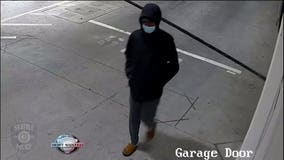 Help ID suspect who viciously attacked, robbed and disarmed 70 year old man in parking garage