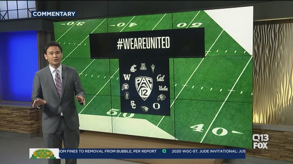 Commentary: 'We Are United' Pac-12 player campaign is admirable but doomed without ability to form a union