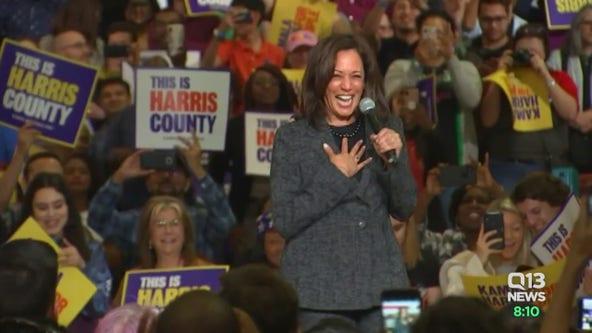 Joe Biden selects Kamala Harris as VP running mate