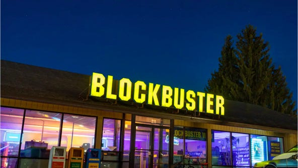 Last remaining Blockbuster store in the world can be rented for sleepover on Airbnb for just $4