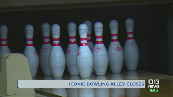 Iconic Everett bowling alley closes after six decades in business due to COVID-19 pandemic