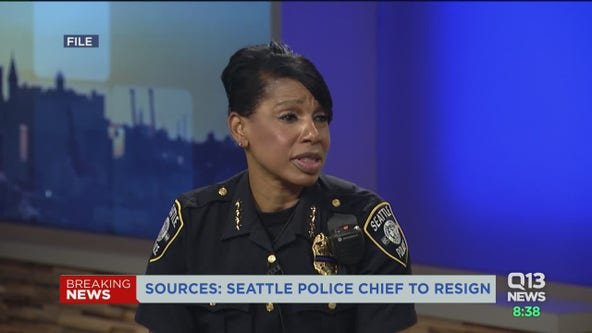 Seattle Police Chief Carmen Best to resign sources familiar with situation confirm