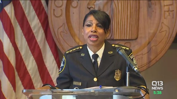 Seattle Police Chief says overarching disrespect from council members is the reason for resignation