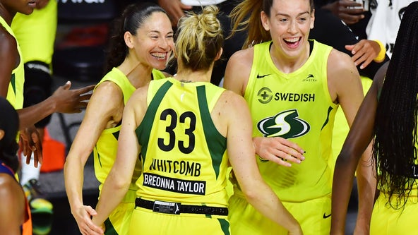 WNBA returns, celebrating 25th anniversary season